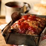 Chili-Glazed Meat Loaf