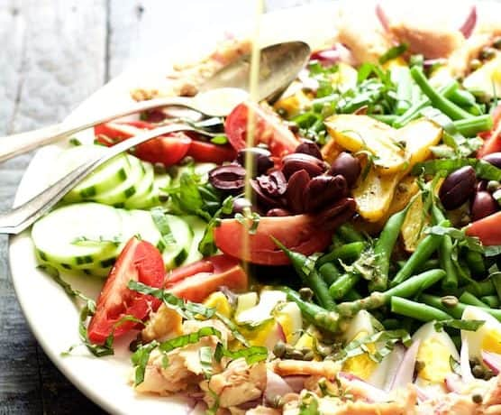 Make a culinary escape to the South of France with classic Salade Nicoise