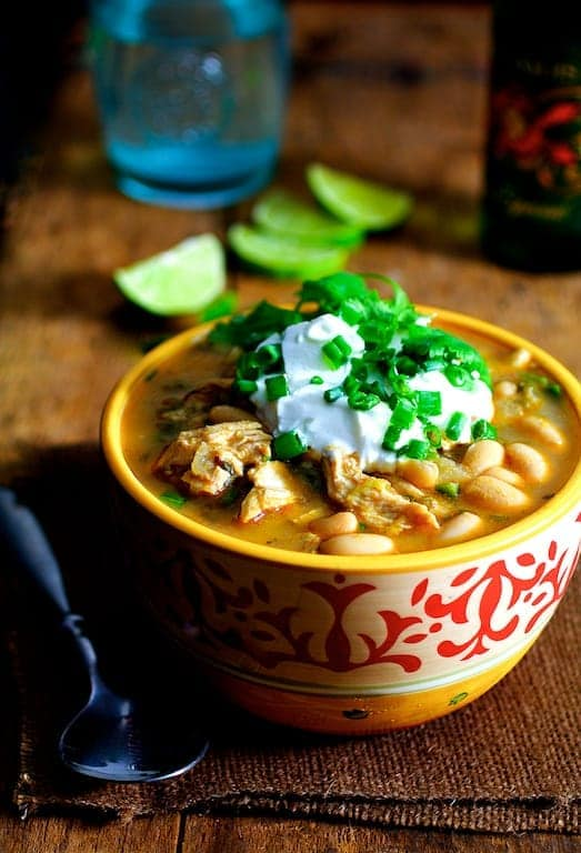 Chicken Chipotle and White Bean Chili