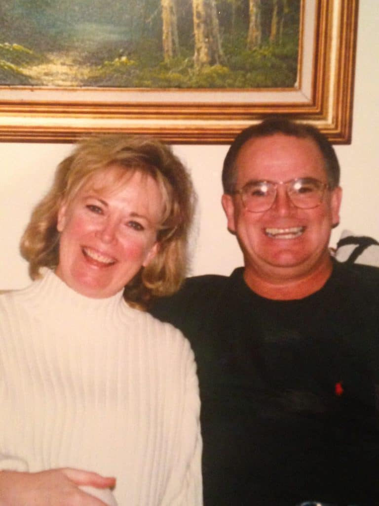 Photo of Jeannie Carsten and Bill Baker.