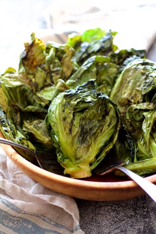 Duck Fat Roasted Cabbage Sprouts (3)