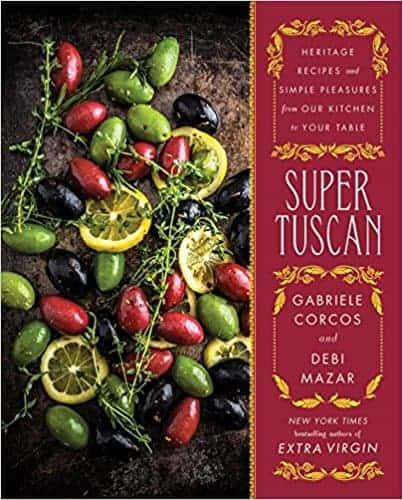 Super Tuscan Cookbook Cover