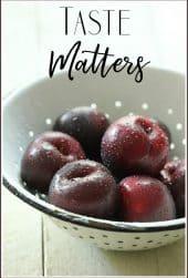 Taste Matters - Labor of Love