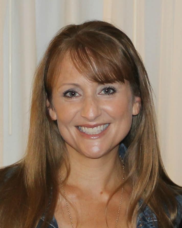 Photo of author Jenn Sebestyen.
