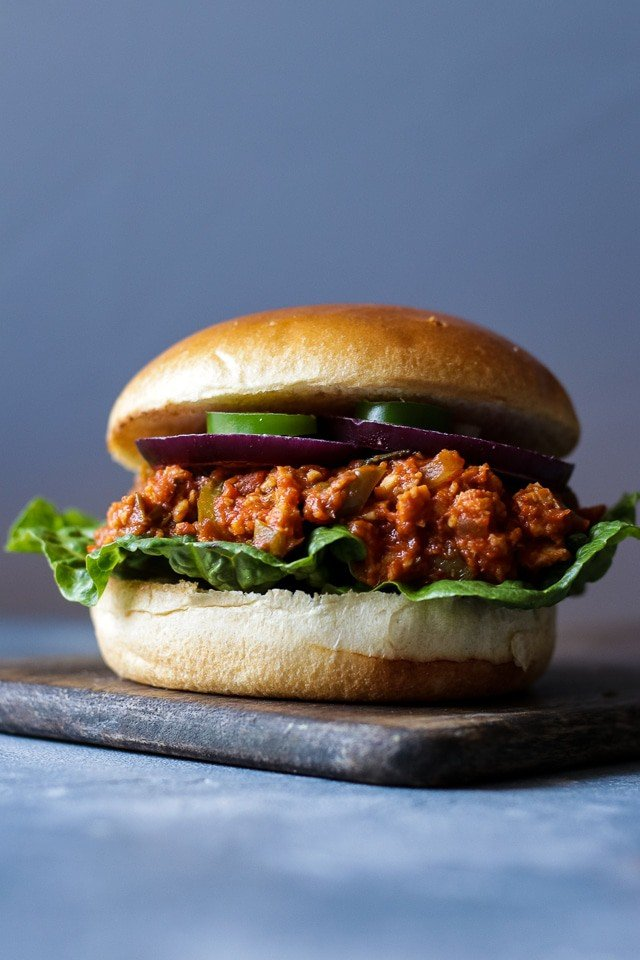 Perfect Vegan Sloppy Joes • Happy Kitchen