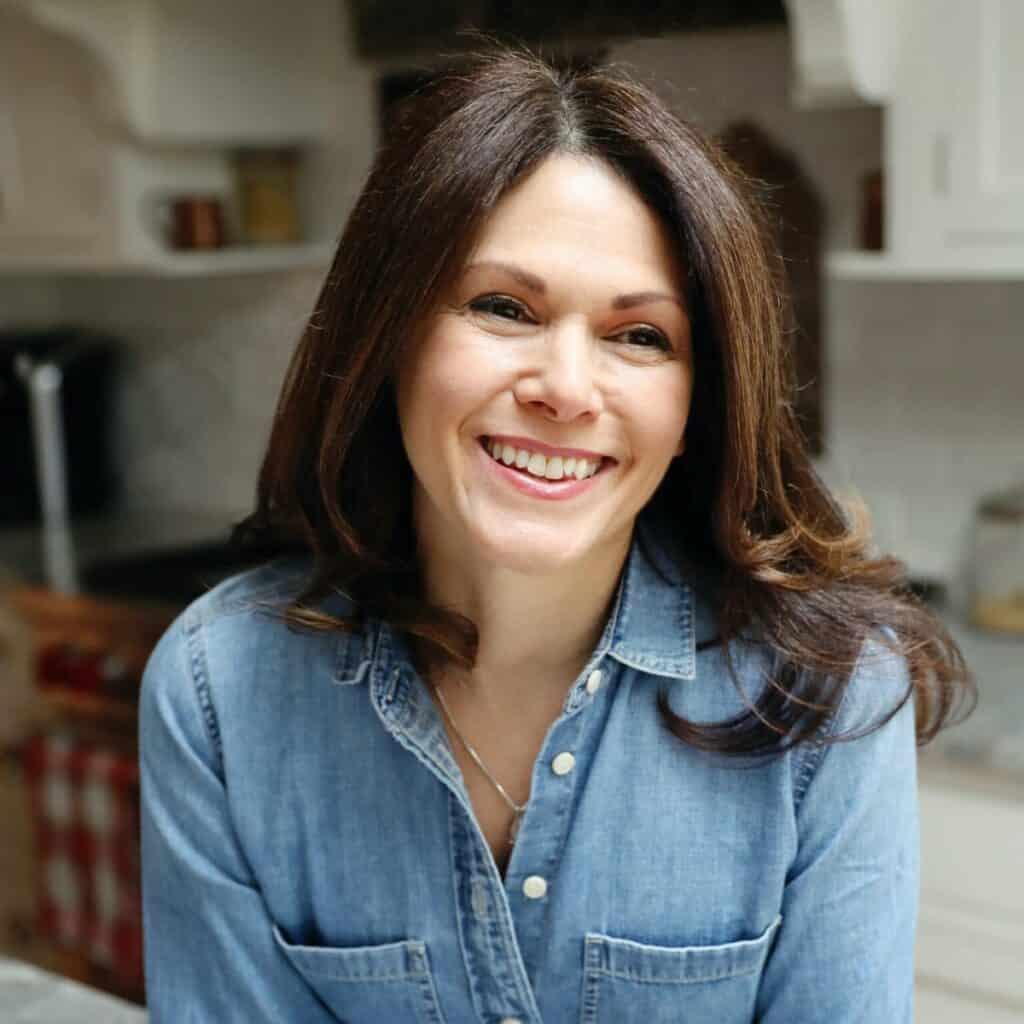 Photo of Karen Tedesco - Author of Family Style Food